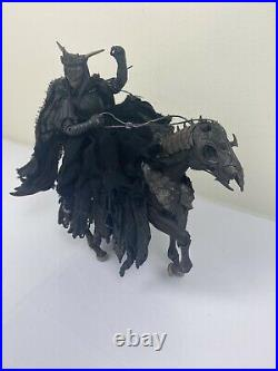 2001 Lord of the Rings Mouth of Sauron and Horse LOTR Middle Earth Rare