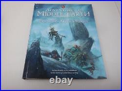 Adventures in Middle Earth Eriador Adventures RPG 5e NEW EZ1160