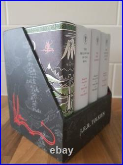 BRAND NEW The Middle Earth Treasury Box Set The Hobbit & The Lord Of The Rings