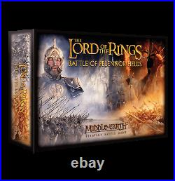 Battle of Pelennor Fields Middle-Earth Battle Strategy Game -Lord of the Rings