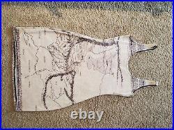 Blackmilk Lotr War In Middle Earth Body Con Dress Super Rare Sz M