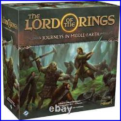 Board Game Lord of the Rings Journeys in Middle-earth