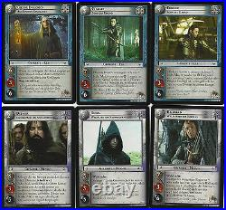 CCG 51 Lord of the Rings/Hobbit Expanded Middle Earth Set Deutsch 14R 1-15