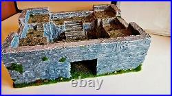 Castle 28mm Fortress Warhammer 40K Scenery Terrain Handcrafted LOTR Middle Earth