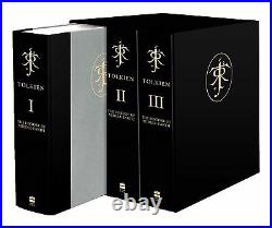 Christopher Tolkien The Complete History of Middle-earth (Deluxe Boxed Set)