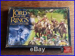 Easterling Kataphrakt Original Box Lord of the Rings Warhammer Middle Earth