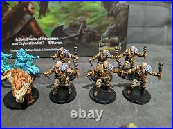 FFG Lord of The Rings Journeys in Middle- Earth Board Game PAINTED