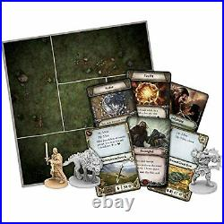 Fantasy Flight Lord Of The Rings Journeys In Middle-Earth Board Game SEALED