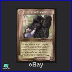 Farmer Maggot Against the Shadow Middle-Earth CCG MECCG ATS R1