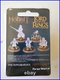 Forge World Limited Edition The Ringbearers Middle Earth Lord of the Rings BNIB