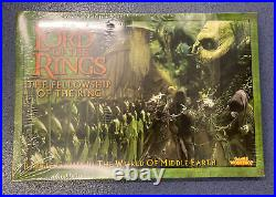 GW The Fellowship of the Ring Middle Earth Strategy Battle Game OOP Sealed