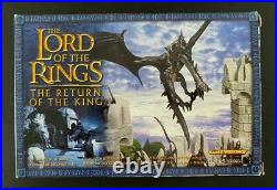 GW Warhammer LOTR Middle Earth Witch King On Fell Beast Metal BOXED
