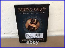 Games Workshop Lord Of The Rings Hobbit Middle Earth Uruk-hai Scouts Metal New