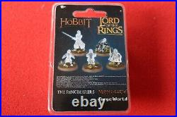 Games Workshop Lord of the Rings The Ringbearers Middle Earth LoTR Ring Bearers