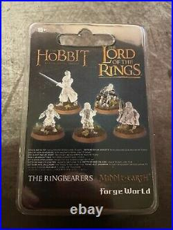 Games Workshop Lord of the Rings The Ringbearers Middle Earth Rare Event Sbg