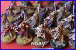 Games Workshop Middle Earth Lord of the Rings Haradrim Warriors x40 Well Painted