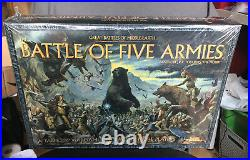 Games Workshop The battle of the five armies. Middle Earth Lord of the rings