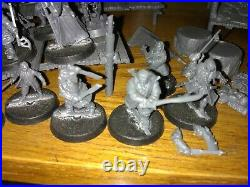 Goblin Town Games Workshop Assembled And Part Primed Hobbit Trolls middle earth