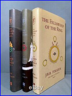 J. R. R. Tolkien The Lord of the Rings 2014 UK 60th Anniversary HC Edition