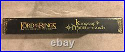 LORD OF THE RINGS Kings of Middle Earth Gift Pack of Action Figures LOTR