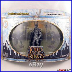 LOTR AOME Fires of Mount Doom armies of middle earth Lord of the Rings box set