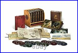 LOTR Hobbit Middle Earth Collectors Edition Limited Box Set Lord of The Rings