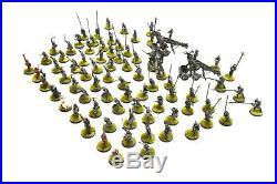 LOTR Isengard Uruk-hai Army WELL PAINTED Games workshop Middle earth isenguard