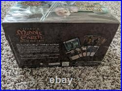 LOTR Lord Of The Rings TCG Expanded Middle Earth 12x Deluxe Draft Box Sets NEW