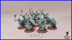 LOTR Middle Earth Warriors Of The Dead Pro Painted