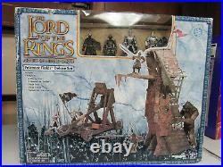 LOTR Pelennor Fields Deluxe Set Armies of Middle Earth Lord of the Rings AOME