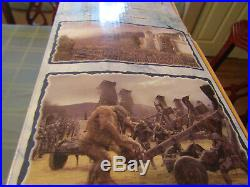 LOTR Pelennor Fields Deluxe Set Armies of Middle Earth Lord of the Rings New