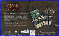 LOTR TCG Halbarad Ranger of the N Expanded Middle-earth Deluxe Draft Box 1 box