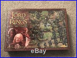 LOTR THE TWO TOWERS GAME Games Workshop Lord of the Rings Middle Earth NEW