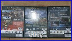 LOTR The Battle For Middle Earth 1 2 II Witch King PC Bundle Lord of the Rings