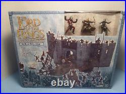 Lord Of The Rings Armies Of Middle Earth Battle Of Helm's Deep #48400