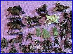 Lord Of The Rings Armies Of Middle Earth Lot Of 58 Figures