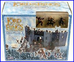 Lord Of The Rings Armies Of Middle-earth Battle At Helm's Deep