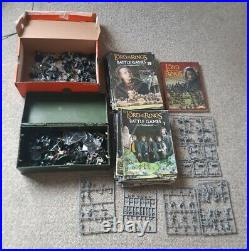 Lord Of The Rings Battle Games In Middle Earth Magazines 67 Issues Joblot
