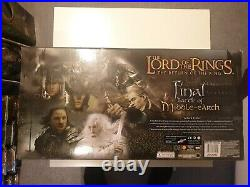 Lord Of The Rings Giftpack Final Battle of Middle Earth! Von Toy Biz herr