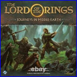 Lord Of The Rings Journeys In Middle-Earth Board Game