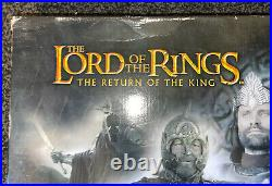 Lord Of The Rings Toybiz Kings Of Middle Earth