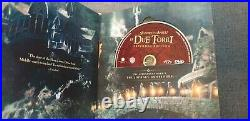 Lord Of The Rings and Hobbit Middle Earth Collection Blu Ray Limited Rare