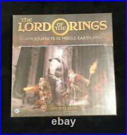 Lord of The Rings Journeys in Middle-Earth Shadowed Paths Expansion LOTR FFG