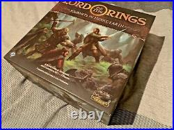 Lord of The Rings Journeys in Middle Earth + expansion RRP £115