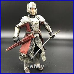 Lord of the Rings 6 Kings of Middle Earth 7 Figure Delux Set LOTR ToyBiz 2005