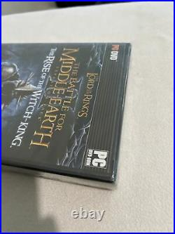 Lord of the Rings Battle For Middle-Earth 2. Rise of Witch-King NEW & SEALED
