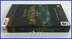 Lord of the Rings Battle for Middle Earth II Collectors Edition (PC DVD) NEW
