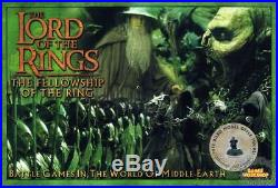 Lord of the Rings Fellowship of the Ring Battle Games World of Middle Earth