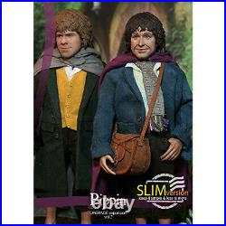 Lord of the Rings Heroes of Middle Earth Pippin 1/6 Action Figure Slim ver NEW