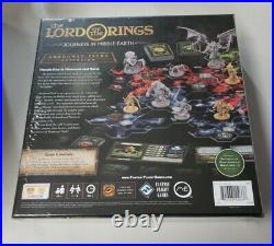 Lord of the Rings Journeys in Middle-Earth Shadowed Paths Board Game Expansion